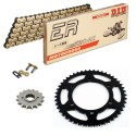 KIT DE CADENA HONDA CR 250 03 MX ORO