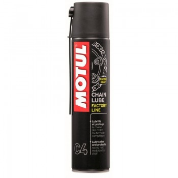 GRASA DE CADENA RACING BLANCO MOTUL C4 400ml
