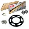 Sprockets & Chain Kit DID 520ZVM-X GoldKTM DUKE 890 20 Free Riveter!