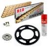 Sprockets & Chain Kit DID 520ZVM-X Gold KTM DUKE 890 20