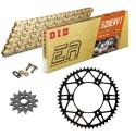 KTM EXC 300 95-20 Steel Ultralight DID Chain Kit