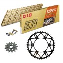 KTM EXC-F 350 12-20 Steel Ultralight DID Chain Kit