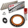 POWER KIT KTM DUKE 890 20 Piñon Engomado Corona Mixta Cadena Super Reforzada Palata